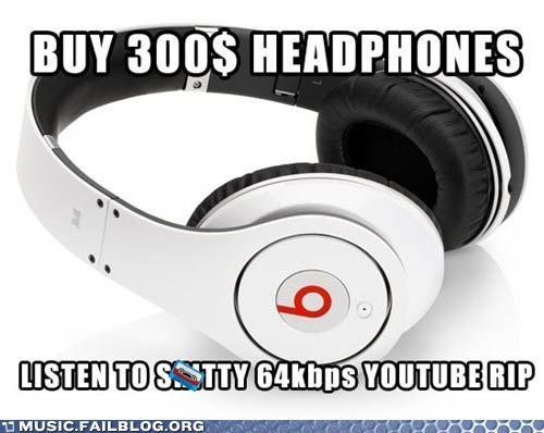 headphones hi-fi high fidelity sound quality youtube - 5878320384