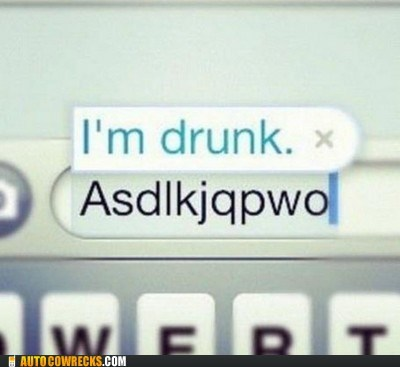 auto correct drinking drunk - 5878323200