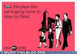 church,ecard,faith,Hall of Fame,metal,religion