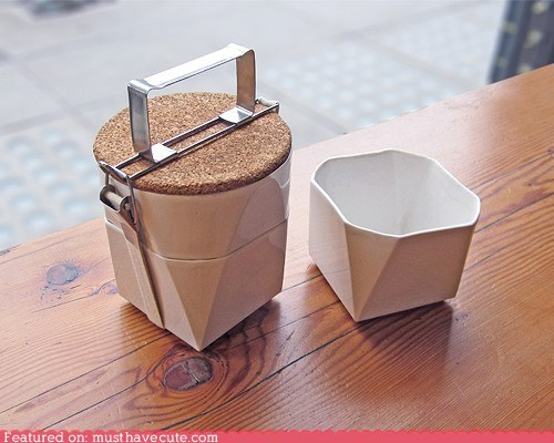 bento containers handle lunch lunch pail set - 5878393856