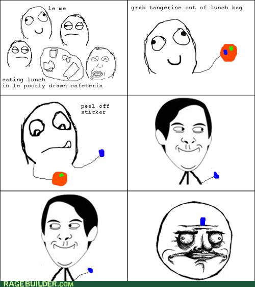 fruit,me gusta,Rage Comics,sticker