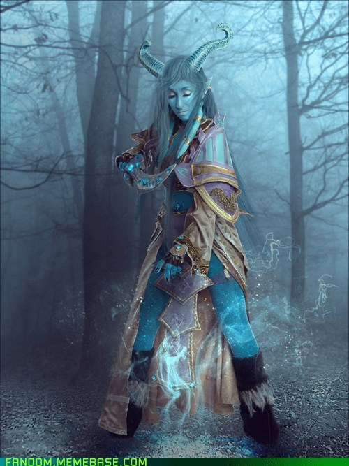 cosplay mage video games world of warcraft WoW - 5878882816