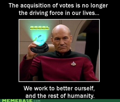 featured,force,future,Memes,Star Trek,vote