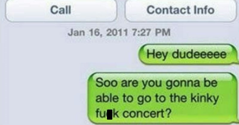 autocorrect FAIL conversation texting - 5879045