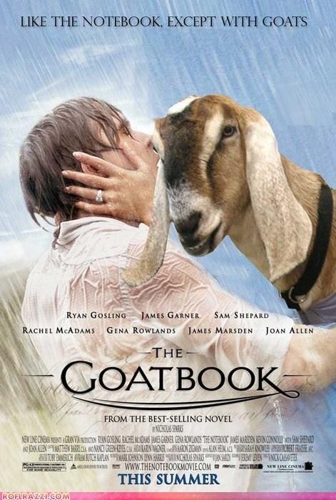 fake funny Movie poster Ryan Gosling shoop - 5879078656
