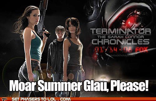 moar,sarah connor,summer glau,terminator,the sarah connor chronicles,vote