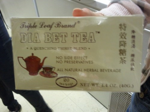 beverage diabetes tea - 5879434240