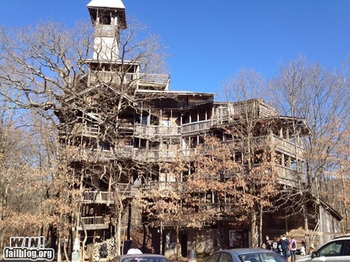 architecture design neat tree tree house - 5879485440