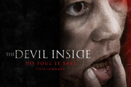 Cineworld The Devil Inside Think Of The Children