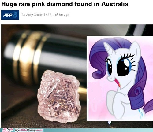 australia IRL pink diamond rarity tom - 5881691136