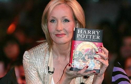 Harry Potter j-k-rowling Little Brown - 5881819648