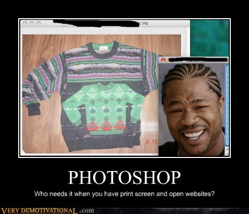 hilarious photoshop print screen wtf - 5881945088