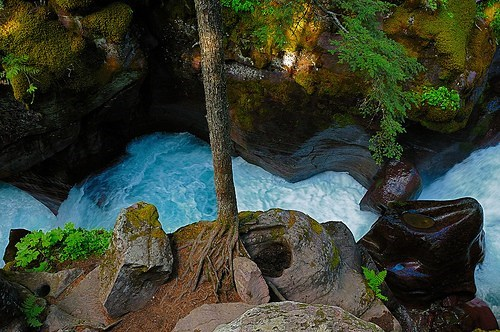getaways,gorge,Montana,north america,river,united states,water