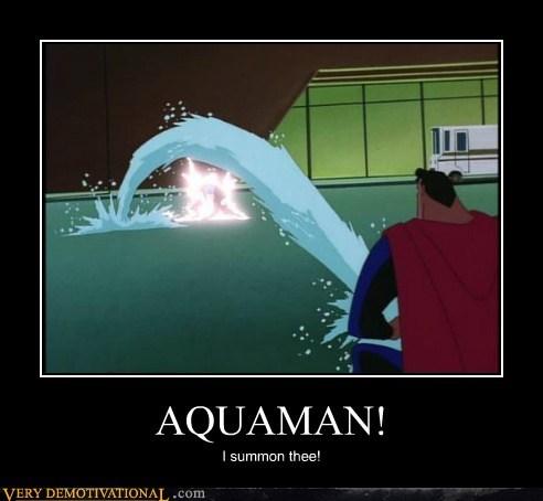 aquaman summon Super-Lols superman urine - 5882796288