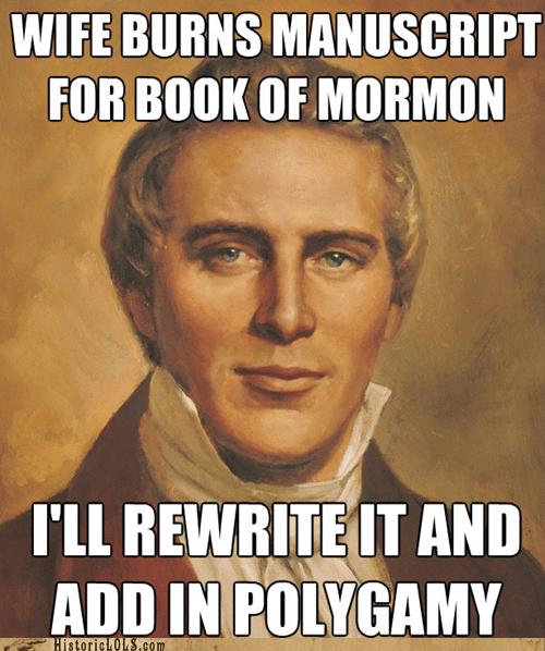 art color funny illustration mormon painting religion - 5882892288