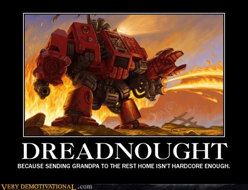 amazing dreadnought games hilarious warhammer - 5882938880