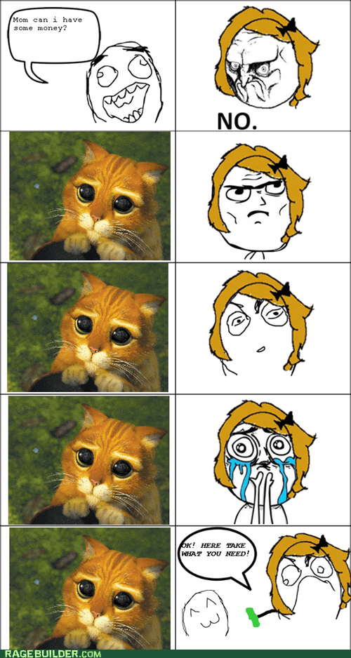 begging,best of week,cuteness overload,no,Rage Comics