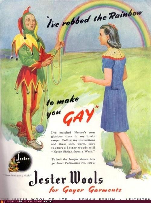 best of week garments not as gay as twilight rainbow wtf - 5883320320