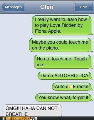 auto correct autoerotica fiona apple Music piano - 5883321600