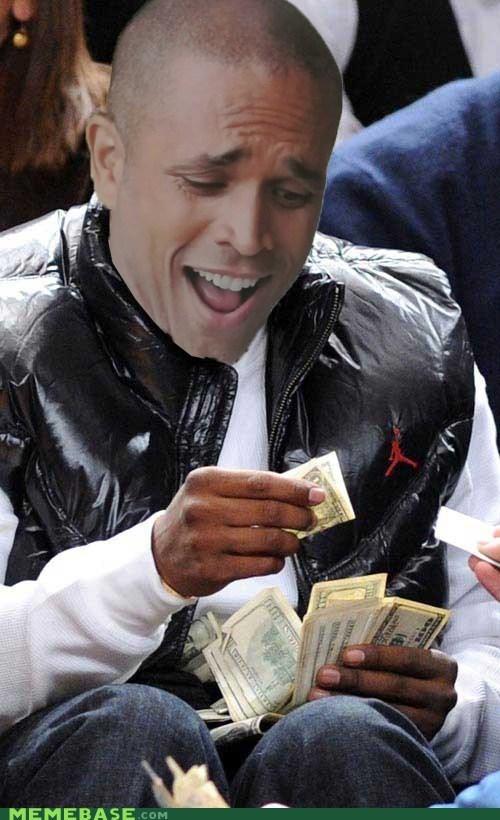 dollars hold kanye west Limes Guy Memes Reframe