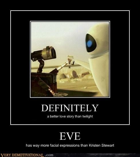 Eve facial expressions hilarious kristen stewart - 5883371008