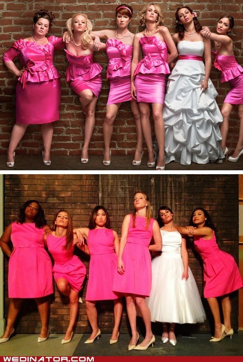bridesmaids cinema funny wedding photos movies - 5883425536