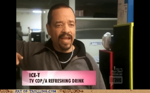 actor,beverage,ice t