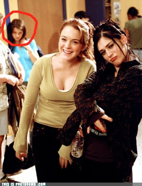actor background Celebrity Edition lindsay lohan mean girls teens - 5883713024