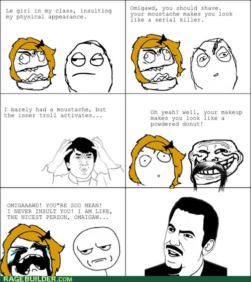 moustache killer
