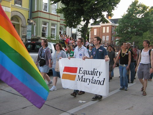 LGBT rights Maryland same-sex marriage - 5884099072