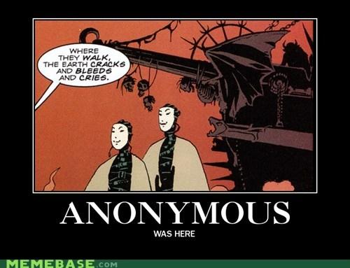 anonymous creepy earth Super-Lols - 5884277760