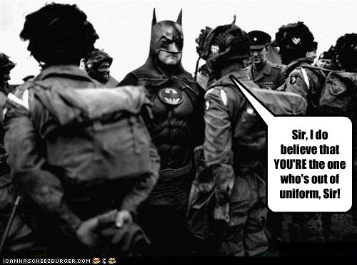 army batman military Super-Lols - 5884648448
