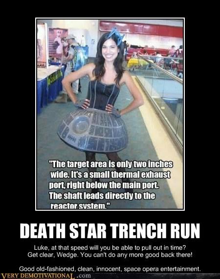 Death Star hilarious innuendo Sexy Ladies sexy times - 5885483520