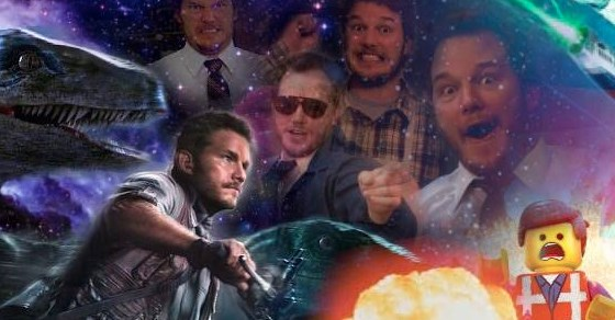 Chris Pratt Asks For A New Cover Photo and the Internet Delivers