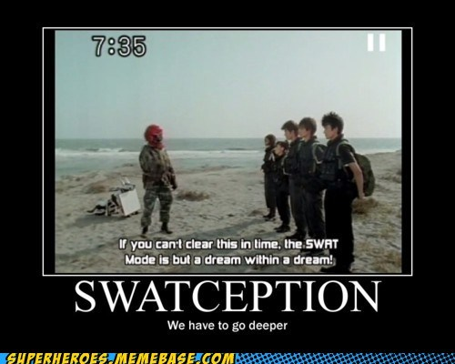 deeper Inception kamen rider Super-Lols swat - 5885889024