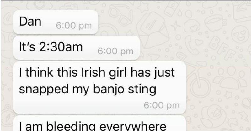 cringe australia emotional painful ridiculous texting - 5885957