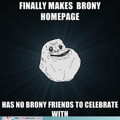 forever alone homepage meetup meme - 5886648320