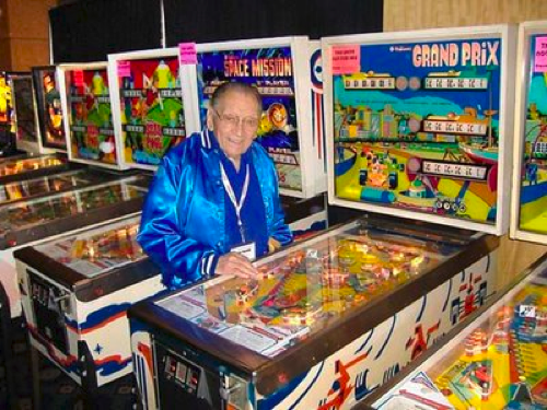 Nerd News pinball rip steve kordek video games - 5886847488