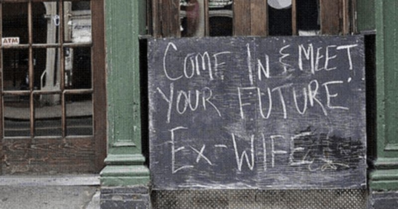Funny Bar Signs