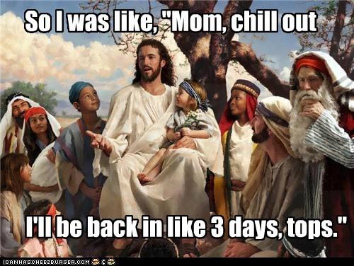 art color funny illustration jesus religion - 5888225024