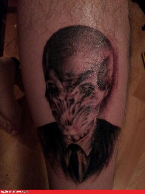doctor who Hall of Fame tattoo WIN the silence - 5888304896