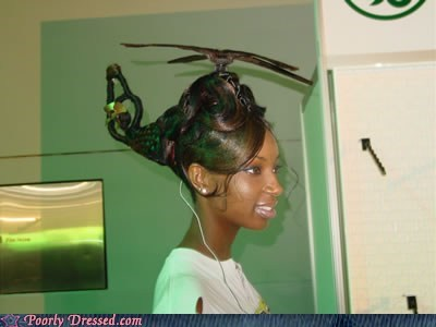 hair helicopter weird hair - 5888350464