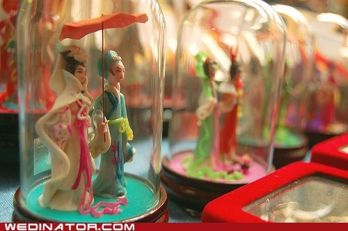 cake toppers China chinese funny wedding photos - 5888536064