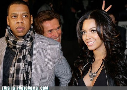 best of week beyoncé bunny ears celeb Celebrity Edition Jay Z william dafoe