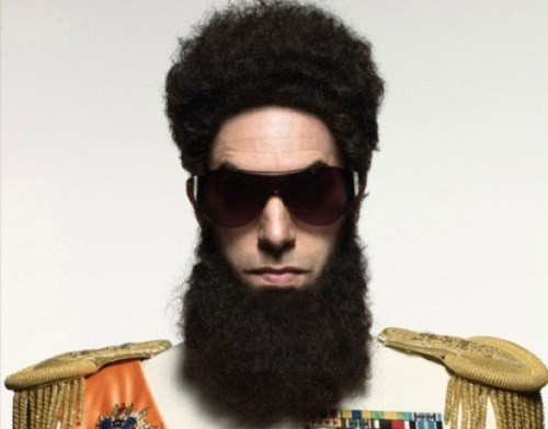 Follow Up oscars sacha baron cohen the dictator