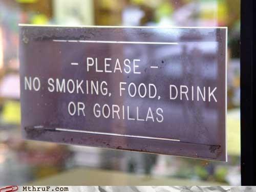 gorilla signs wwf - 5888757248