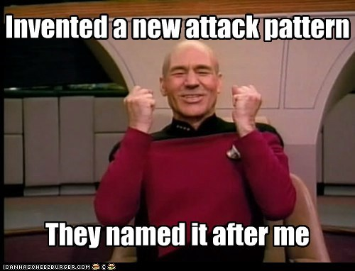 attack Captain Picard maneuver patrick stewart Star Trek - 5889061632