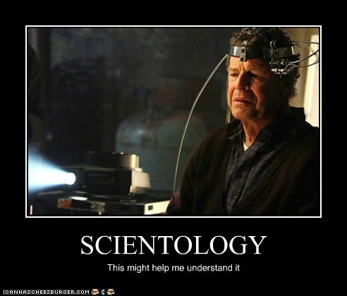 Fringe John Noble scientology understand Walter Bishop weird - 5889128448