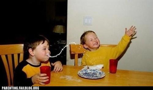 dinner table milk - 5889395968