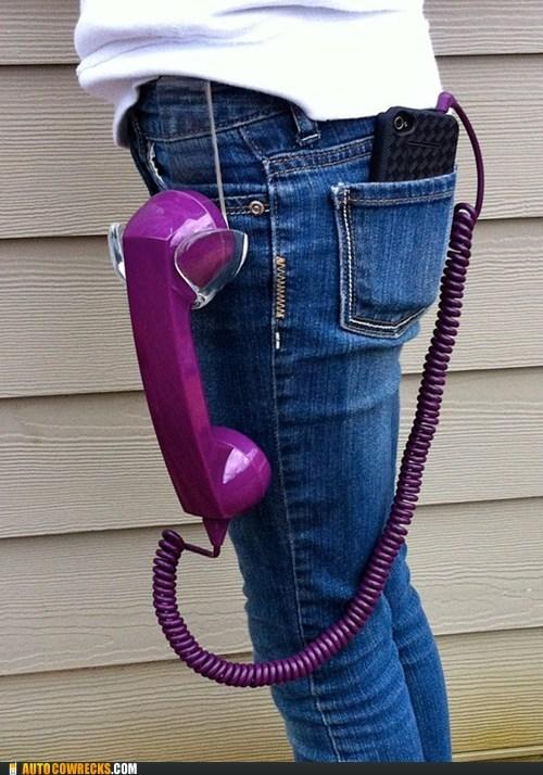 cord landline retro wire - 5889715200